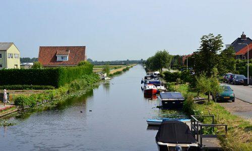 Trekvaarten Haarlem – Halfweg - Amsterdam