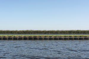 Yorit Kluitman, Landsmeer. Foto uit 'Bicycle Landscape'